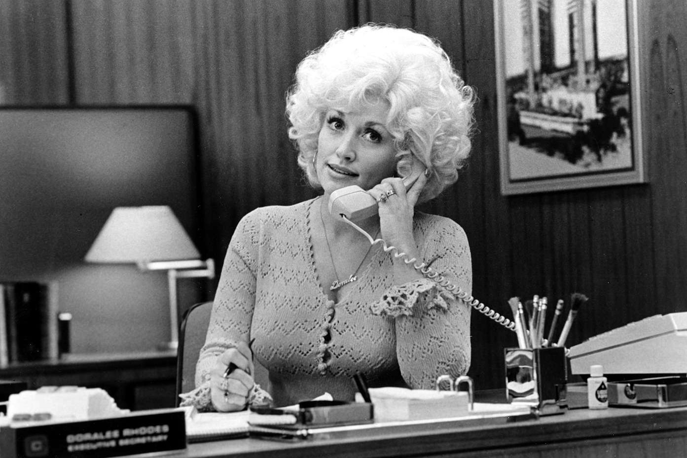 Article image: Dolly Parton 9 to 5