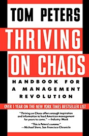 Inset: Thriving on Chaos by Tom Peters