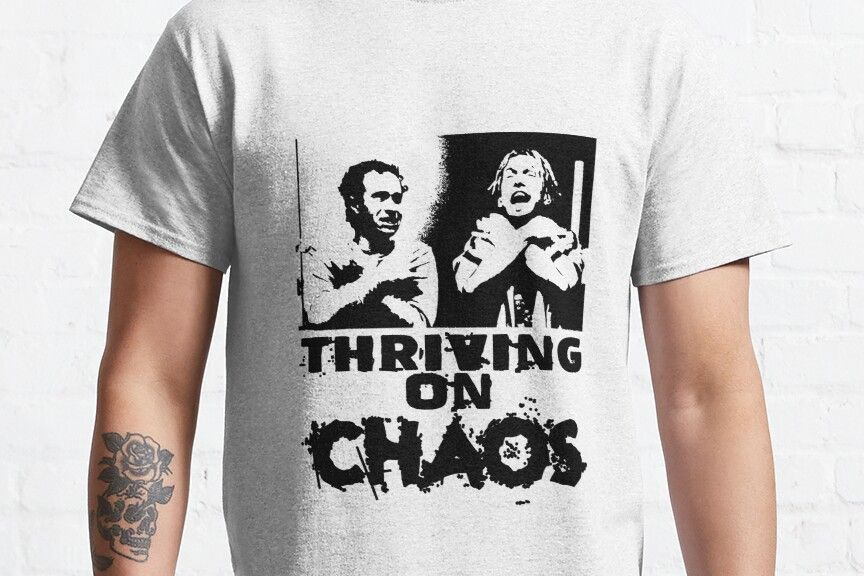 Thriving on Chaos – Yesterday, Today, Tomorrow